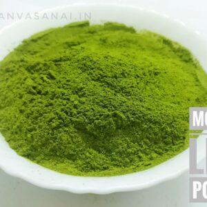 Organic Moringa leaf powder, 100g