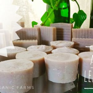 Handmade Natural Soap – Aloevera & Lemongrass